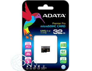 کارت حافظه ای دیتا سرعت 95MBps ظرفیت 32 گیگابایت