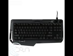 کیبورد مخصوص بازی لاجیتک مدل G410 Orion Spark RGB