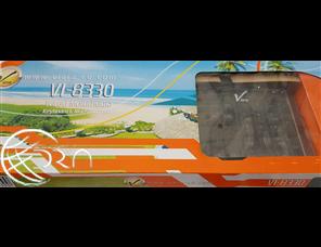 کیبورد ماوس سیمی ویرا VI-8330